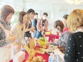 被災者の心と体を癒すライフカフェ(宮城県)