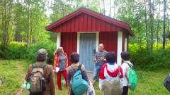 幼稚園の野外施設