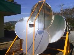 大型ソーラークッカー