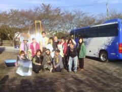 天ぷら油リサイクルバス参加者